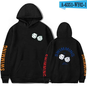 BTS 2018 Men/Women R.I.P. Mac Miller Hoodies Sweatshirts Men/Women Hip Hop Swimming Forever Sweatshirts Hoodies Hoody Clothes-noashe
