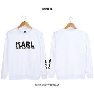SMZY KARL Hoodless Men Hoodies Sweatshirts Comfortable Winter Warm Hoodie Sweatshirt Long Sleeve Pop Hoodies Casual Streetwear-noashe