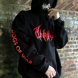 MUNROLONDON™️ DOGS OF WAR HOODIE