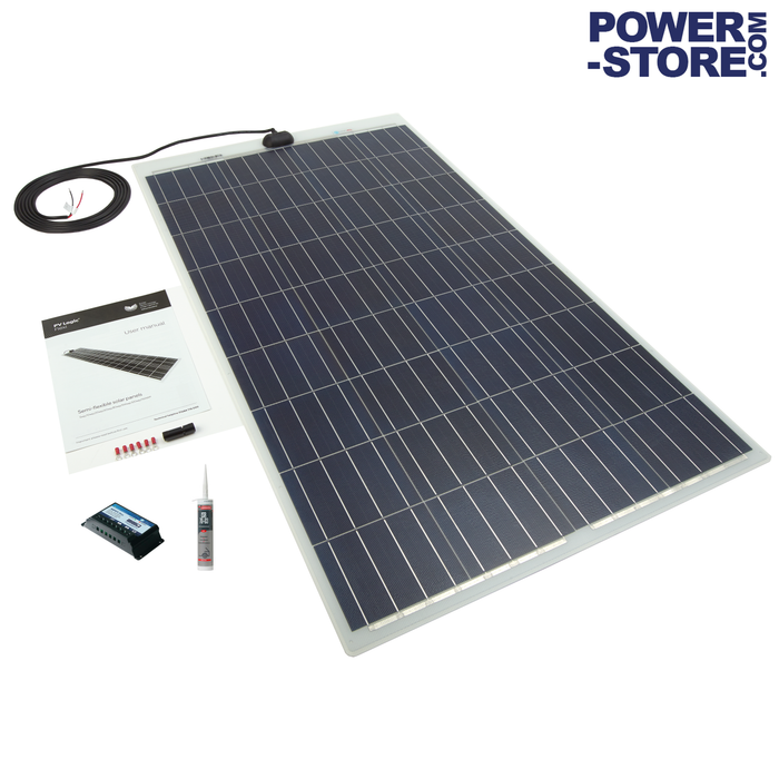 120 Watt Roof/Decktop Kit