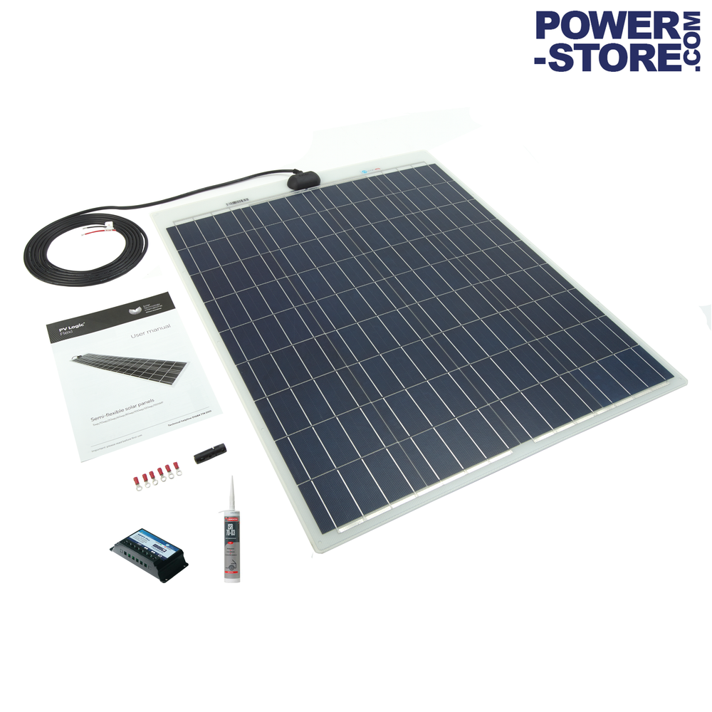 80 Watt Roof/Decktop Kit