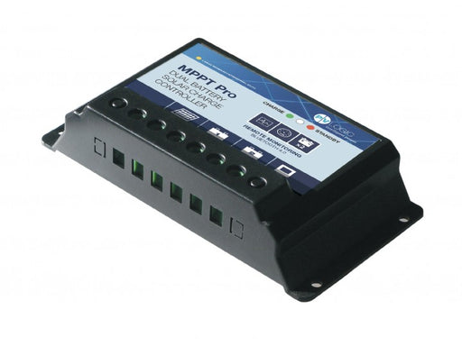 Dual Battery MPPT Pro Charge Controller