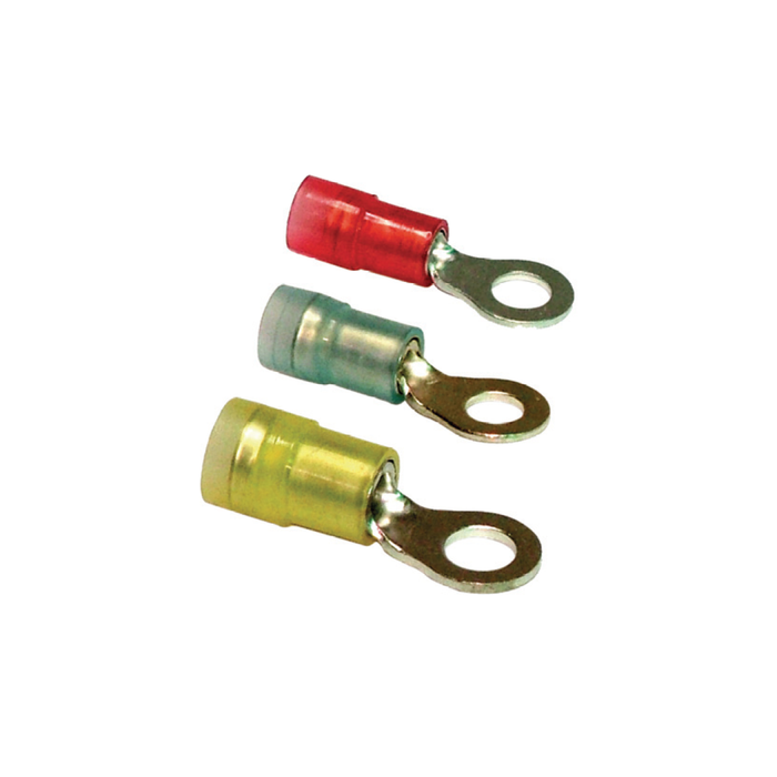 Ring Terminals - Yellow