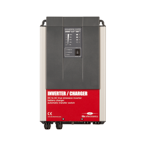 Combi inverter charger