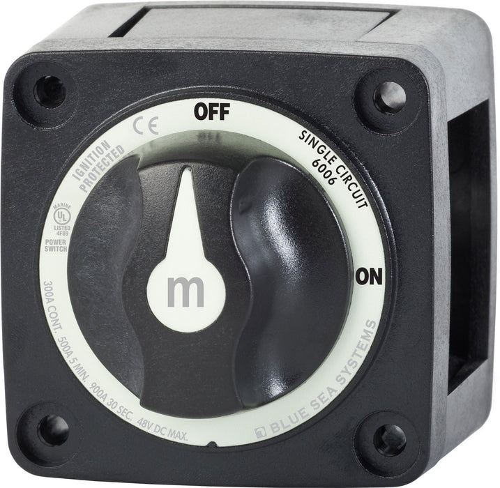 M-Series Manual Battery Switch