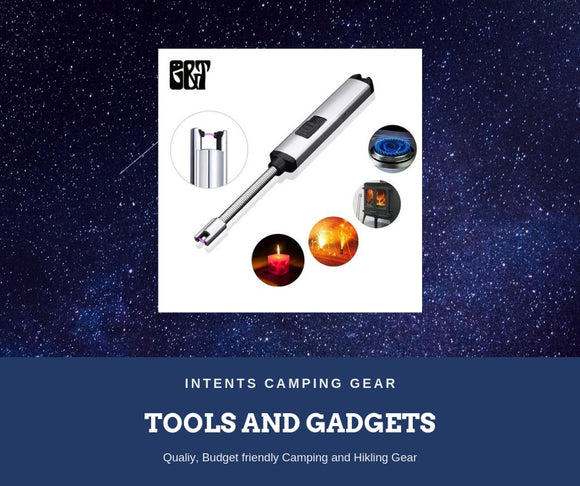 Quality, budget friendly camping tools and gadgets