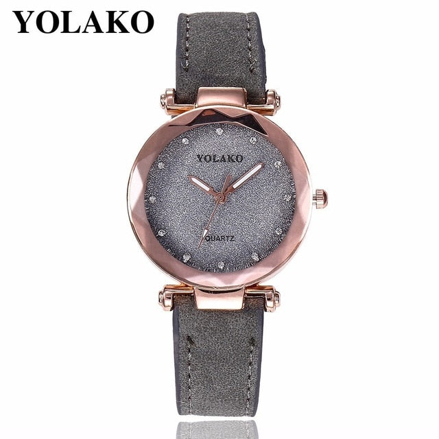 Starry Sky Wrist Watch