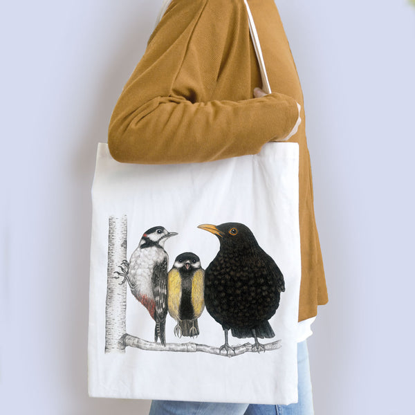 Morning conversation - Tote bag