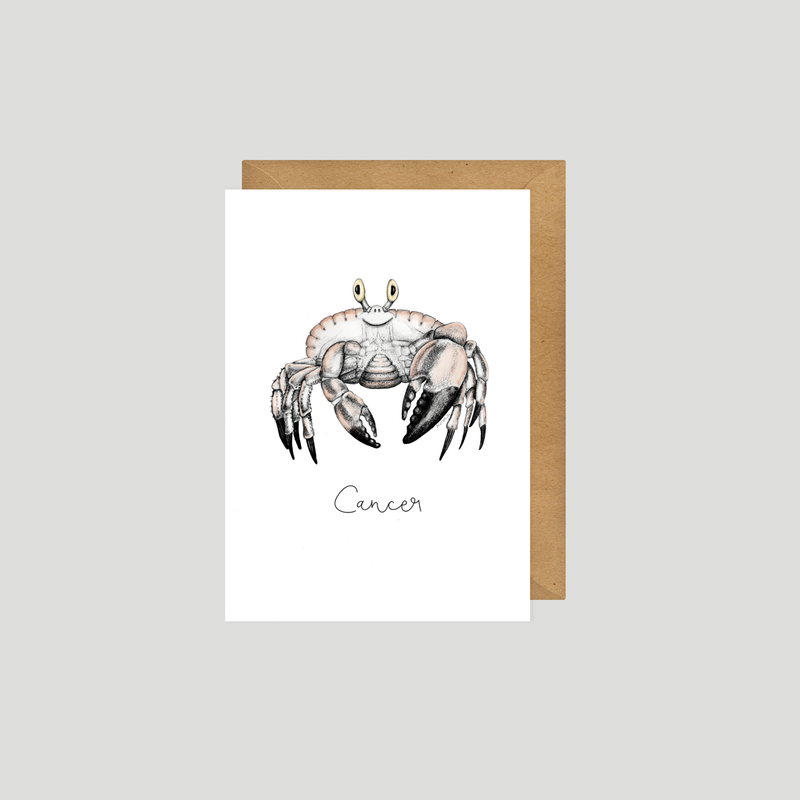 Cancer - Art card
