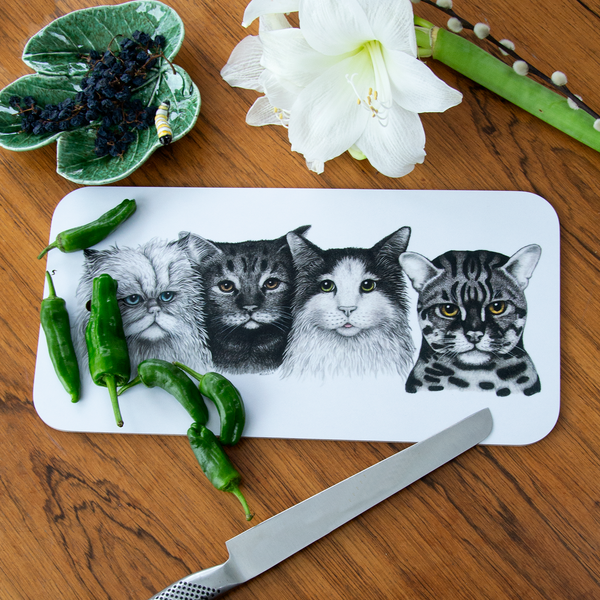 Cutting board - CATS