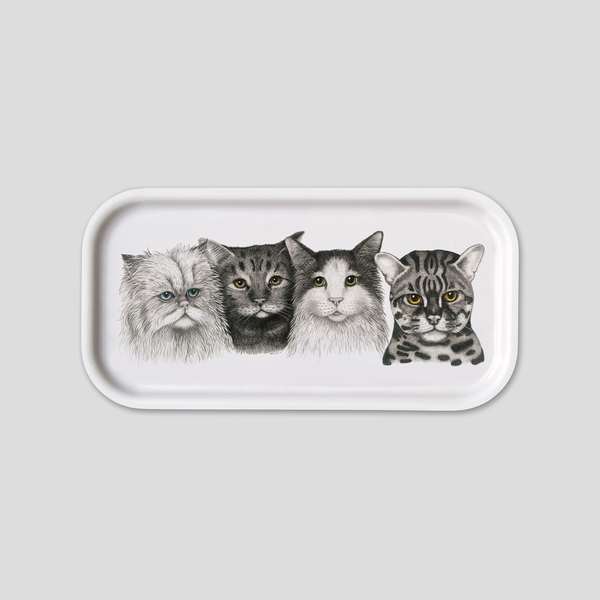 Cats - Long Tray