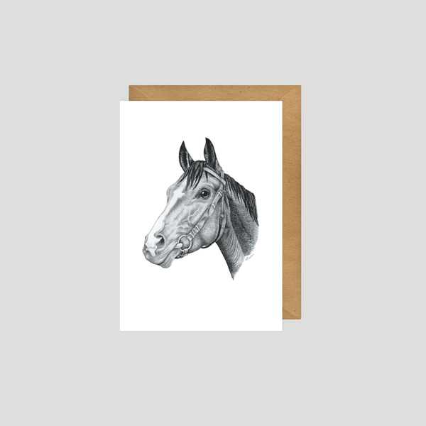Cheval - Art card