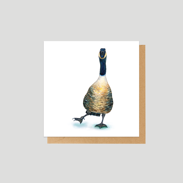 Gus the Goose - Mini card