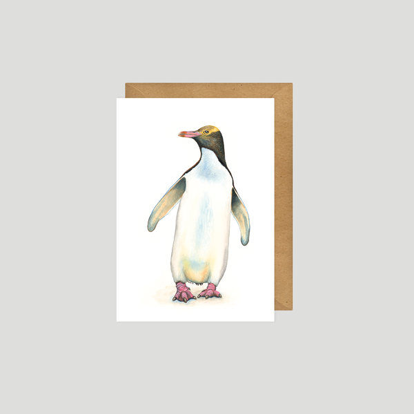 Penguin - Postcard