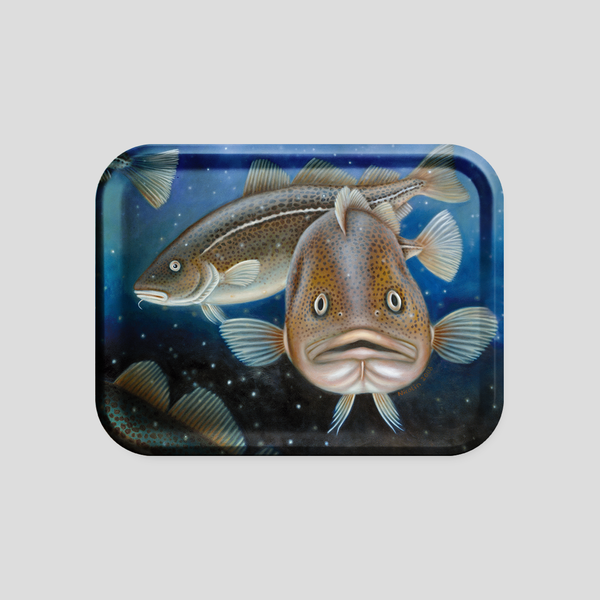 Lucie in the Deep Sea - Color tray