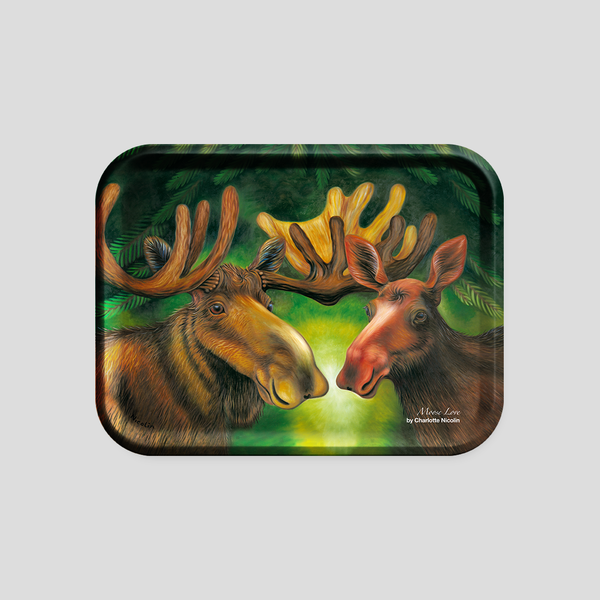 Moose Love - Color tray