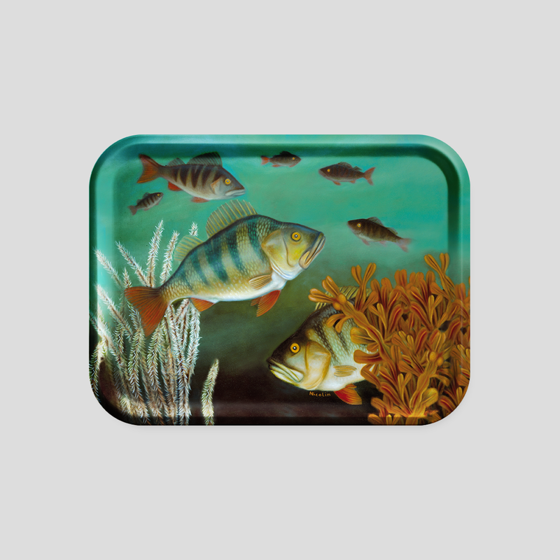 Party of Perch - Color Tray