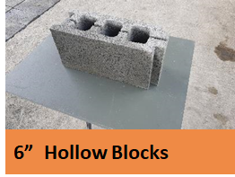 "Watch: 6"" Hollow Blocks Tour"