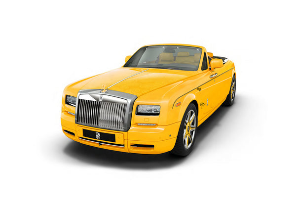 Bijan Limited Edition Rolls Royce Phantom
