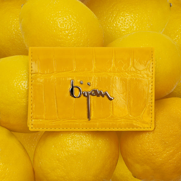 Bijan Yellow