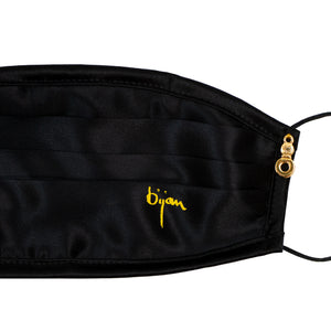 The Bijan Limited Edition Pure Silk Mask