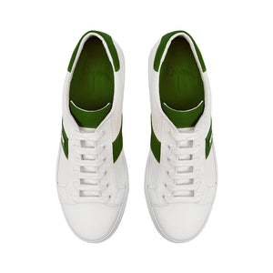 Bijan Leather Sneaker
