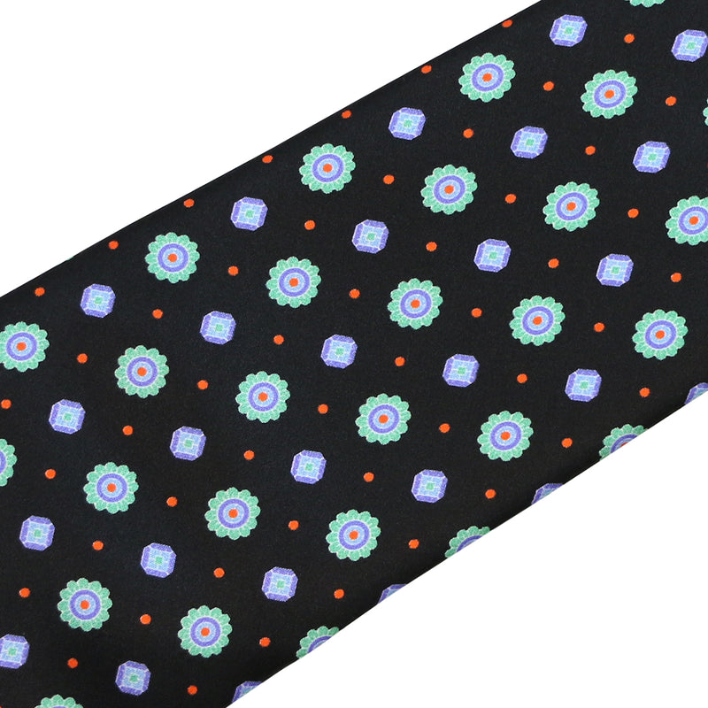 Bijan Pure Silk Tie Set