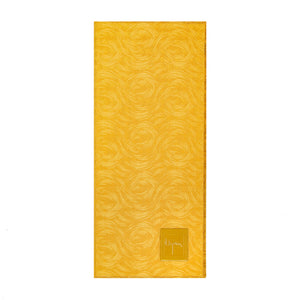 Bijan Yellow Paisley