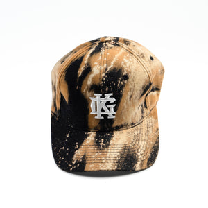 GK BLEACHED HAT - God's Kingdom