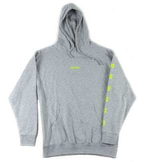 Grey Facts Hoodie