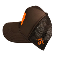 Mocha Brown Trucker Hat
