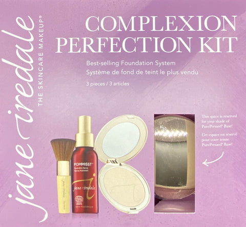 SALE Complexion Perfection Kit Rose Gold