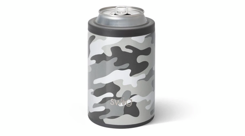 SWIG INCOGNITO CAMO COMBO CAN & BOTTOLE COOLER