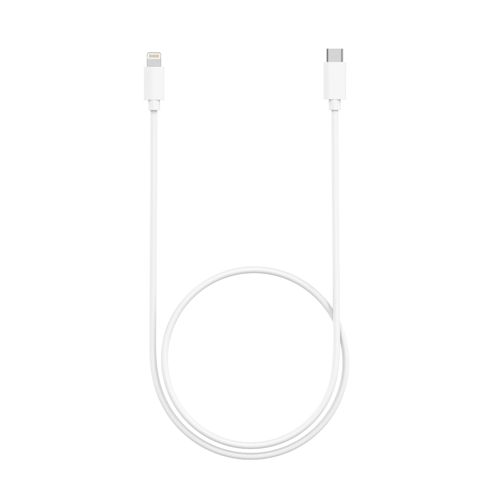 Just Wireless - 3' Lightning to USB-C Power Delivery Cable
