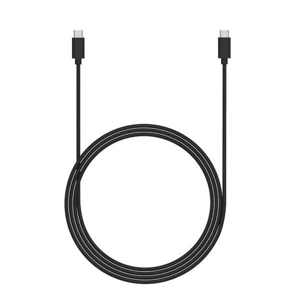 Just Wireless - 6' USB-C to USB-C Power Delivery Cable