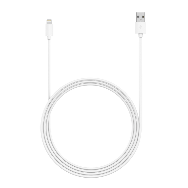 Just Wireless 10' Apple Lightning to USB-A Cable