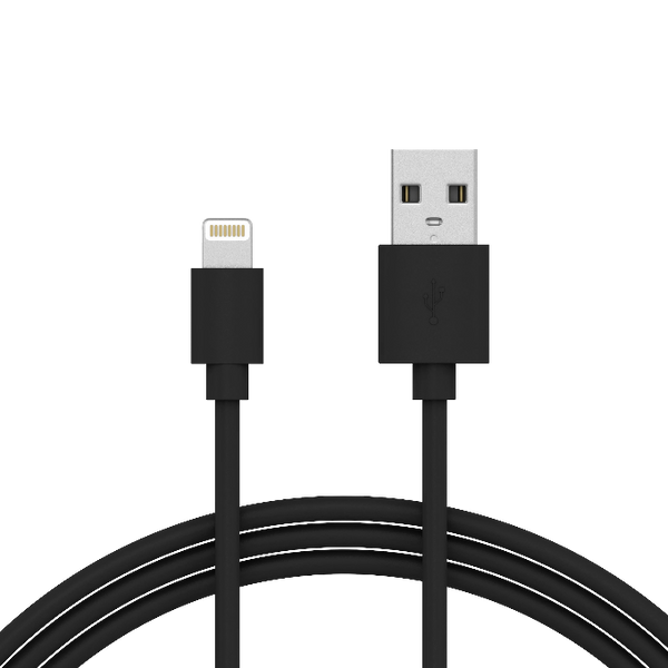 Just Wireless - 6' Apple Lightning Cable