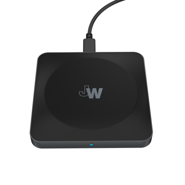 Just Wireless - 10W Qi Wireless Charging Pad