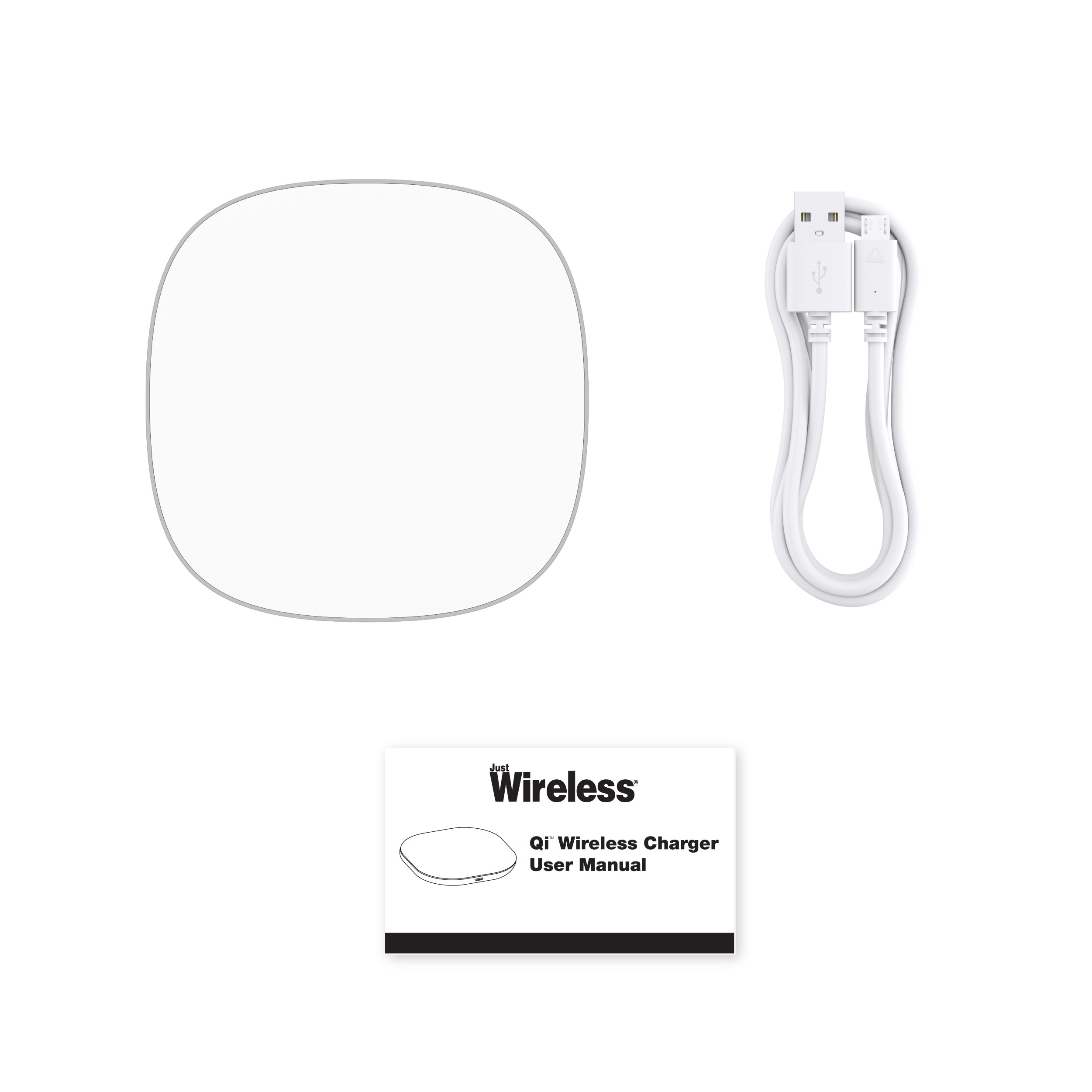 5W Qi Wireless Charging Pad