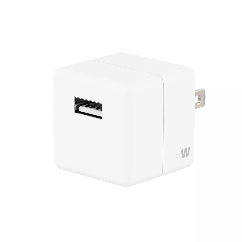 Single Port 1.0A/5W USB-A Home Charger