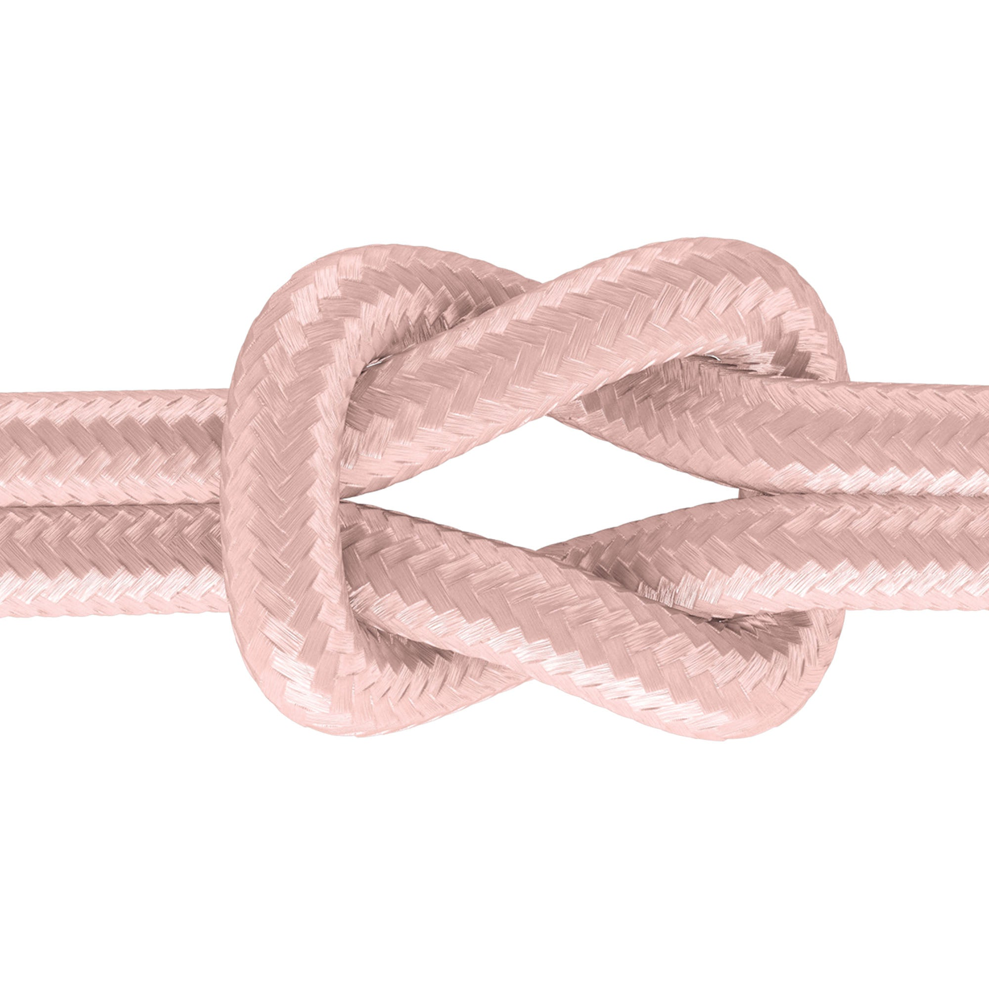 6ft Kevlar USB-C Nylon Braided Cable - Rose Gold
