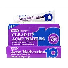 ACNE MEDICATION 10