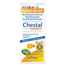 CHESTAL CHILDRENS COUGH RELIEF