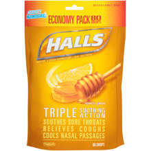 Halls Cough Drop