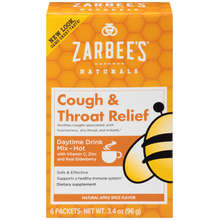 Zarbees Cough & Throat