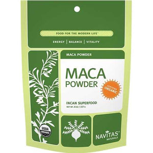 Navitas Naturals Organic Raw Maca Powder (12x8 OZ)