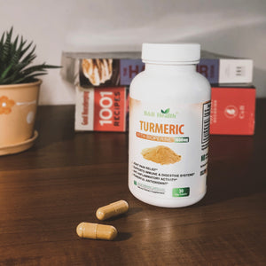 turmeric curcumine supplement