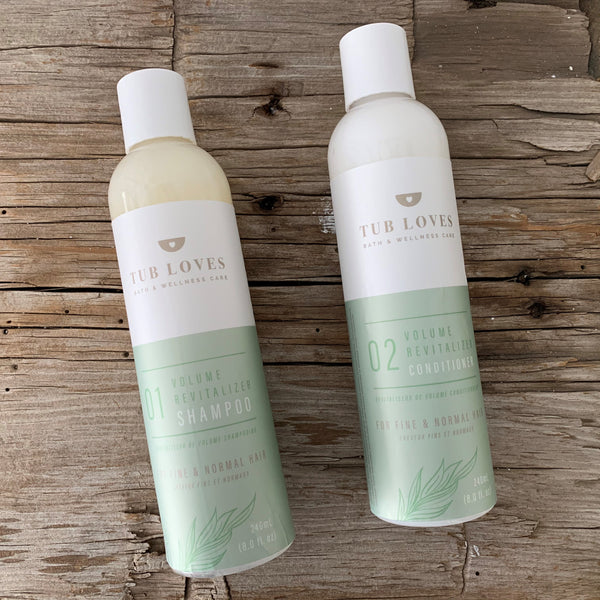 VOLUME REVITALIZER- SHAMPOO