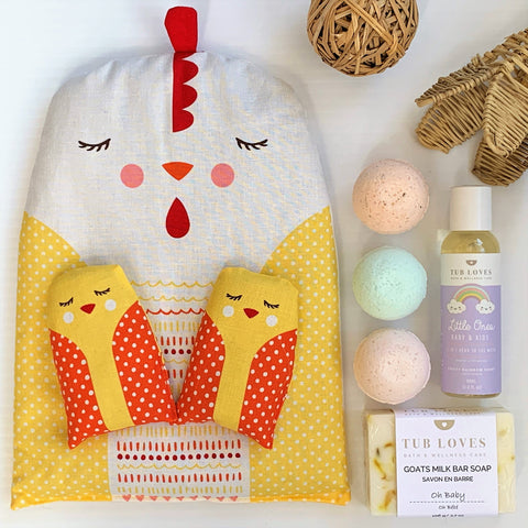 KIDDO CARE GIFT SET - 3 FREE BATH BOMBS