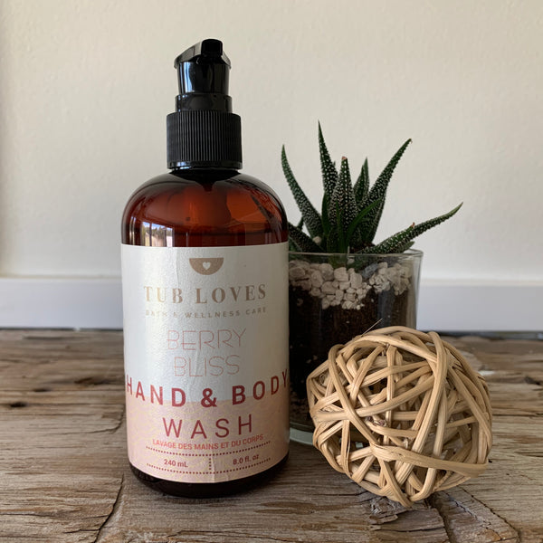 BERRY BLISS - HAND AND BODY WASH
